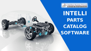 Electronic Parts Catalog Management Solution