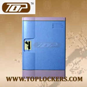 Four Tier Storage Locker, ABS Plastic