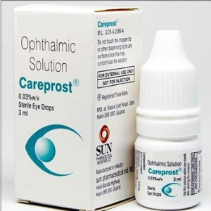 Buy Careprost (Bimatoprost Ophtalmic ) 3ml Bottle Eye Drop