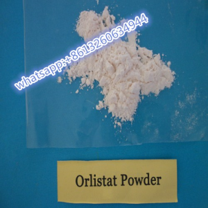 High purity Orlistat Cas: 96829-58-2 with safe delivery  whatsapp:+8613260634944