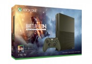 discount xbox one for sale, Microsoft Xbox One S 1TB Battlefield 1 Special Edition Console Bundle