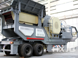 One Year Quality Guaranteed Portable Stone Crusher
