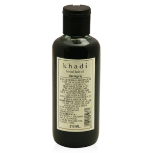 Khadi Bhringraj Herbal Hair Oil