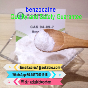 buy Benzocaine Powder China source Supplier, 100% Safety and Quality Guarantee
