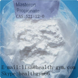 Drostanolone Propionate lisa(at)health-gym(dot)com
