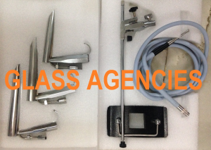 Fibre Optic Laryngoscope Set