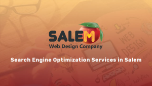 Search Engine Optimization Services in Salem