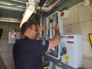 Commercial Electrician Wakefield