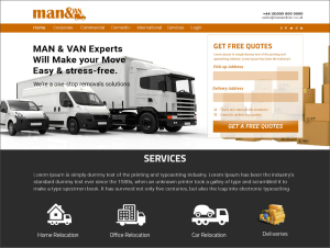 Man & Van Software for VEHICLE INDUSTRY