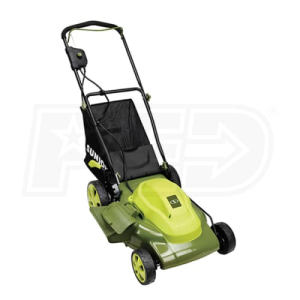 "Sun Joe (20"") 12-Amp 3-In-1 Electric Push Lawn Mower"