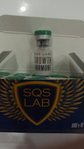 BUY SQS GROWTH HORMONE 10X10 IU