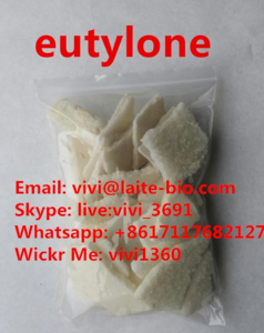 Methylone/eu white Eutylone pure Research Chemicals Crystal(skype:vivi@laite-bio.com)