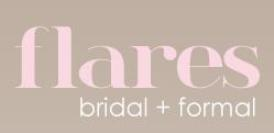 Flares Bridal+Formal Is Now the Sole Bridal/Formal Dresses Store In The Walnut Creek
