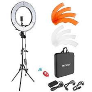 "IlluminateMe Mini 12"" LED Ring Light"