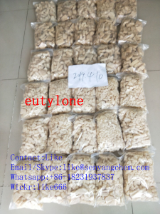 Eutylone with High Quality and 99% Purity CAS 17764-18-0 Email:like@senyangchem.com