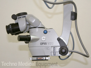 used-carl-zeiss-opmi-visu-160-s7-stand-for-sale