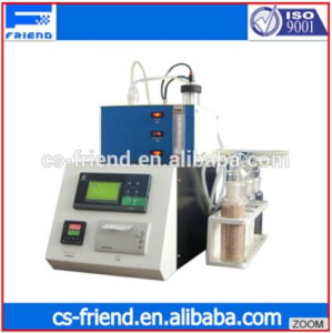 FDR-4781 Automatic biodiesel oxidation stability analyzer