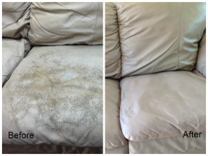 Leather Furniture Restoration in London, ON