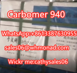 supplier selling Carbomer 940 cas 9003-01-4 with fast delivery