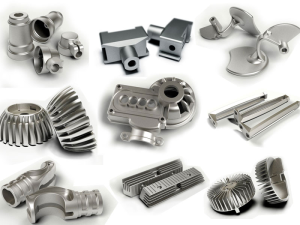 Steel Casted Parts