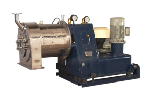 Continuous Pusher Centrifuges