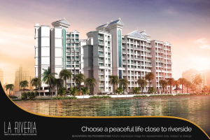 Lakhani La Riveria - 1 & 2 BHK Residential Flats For Sale In Panvel, Navi Mumbai