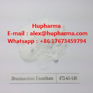 USA/UK domestic Hupharma Drostanolone Enanthate injectable steroids Powder