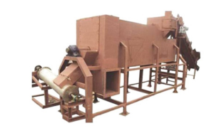 Charcoal Briqutte Making Machine