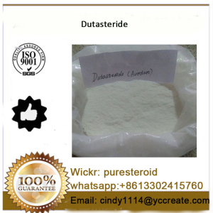 High Purity Raw Dutasteride for Prevention of Hair Loss