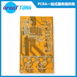 Stone Crusher PCB Prototype Fabrication-Shenzhen Grande
