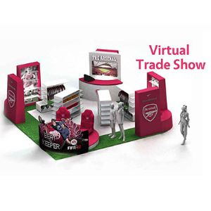 Virtual Trade Show developed by Svasamsoft