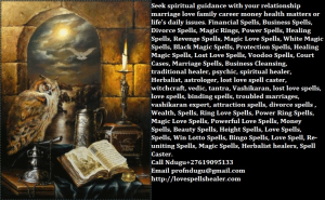 Lost Love Spells Caster Psychic and Traditional Herbalist Healer in Durban +27619095133 Argentina