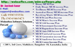 MLM Investment, MLM Manual, Matrix Plan, MLM Repurchase