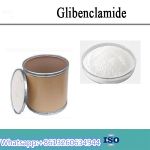glibenclamide raw pharmaceutical powder cas:10238-21-8  whatsapp:+8613260634944