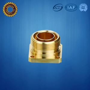 CNC Brass Machining Parts With Nickel Plated