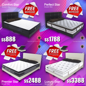 The Great Singapore Mattress Sale