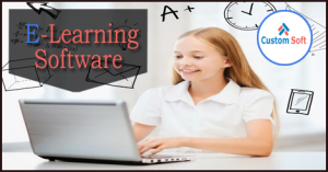 E-Learning System Customization India