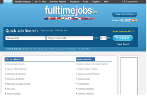 Fulltimejobs- Job Portal in India