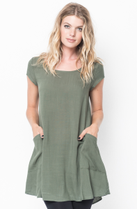 pocket tunic