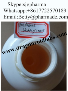 EQ Injectable Boldenone Undecylenate Equipoise www.dragonroidlabs.com