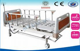 Electric Semi Fowler Bed for Patient