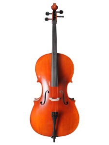 Hand Made Aged Flamed Advanced Cello
