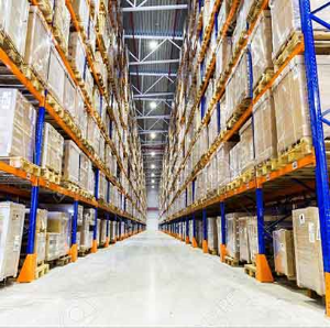 Third Party Logistics Warehouse Services