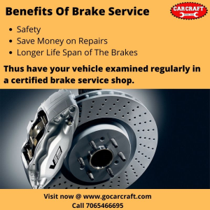 Auto Brake Maintenance for Cars and Trucks