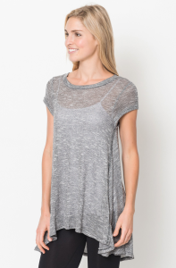 short sleeved tunic