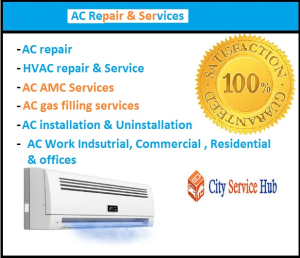City Service Hub | ac repair in gurgaon| service| hvac contractors| amc | gas filling
