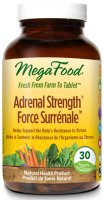 Megafood Adrenal Strength – A Natural Supplement for Your Stress Gland