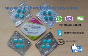 Super Kamagra (Sildenafil Citrate Tablets)