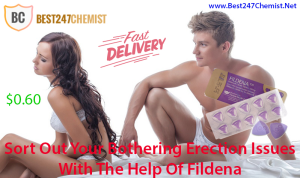 Best Treatment For ED Related Problems With Fildena