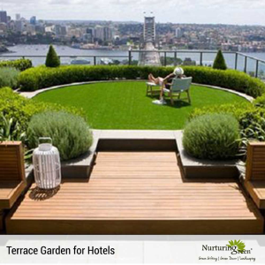 Green Decor by Nurturing Green (Landscapping)